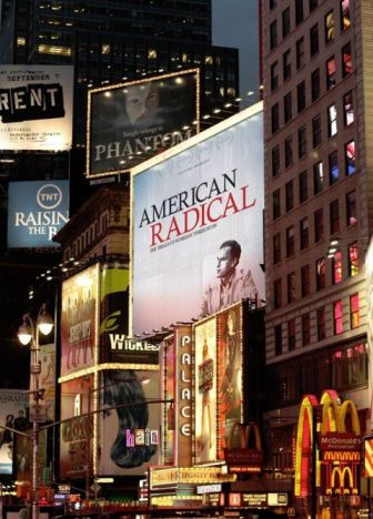 American Radical in Times Square