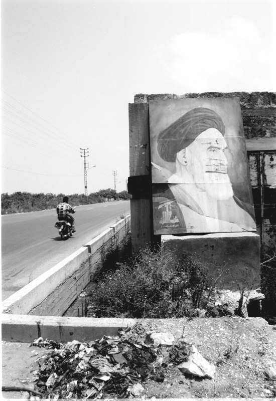 Khomeini Highway, Bekaa Valley Lebanon 1996