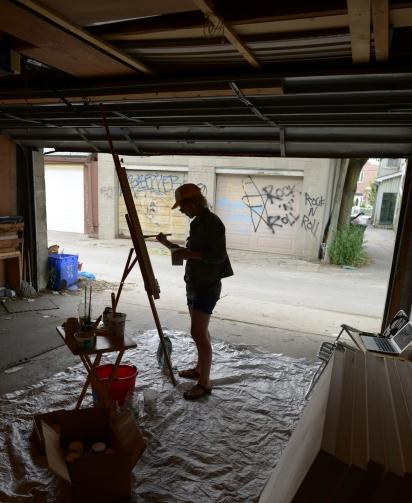 cronenberg painting 2