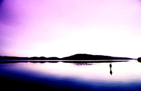 the lake, 1996