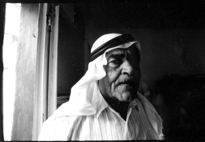 Hussein Ma'Ali at Ain el Helweh Camp, Lebanon, 1998