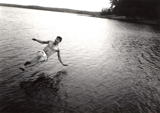 Backdive at MiaKonDa 1989