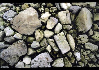 rocks at tobermory